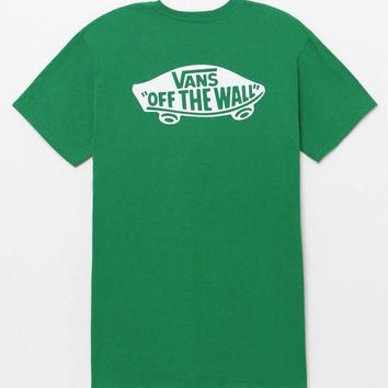 DCCKYB5 Vans Off The Wall T-Shirt