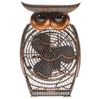 Figurine Fan - Owl
