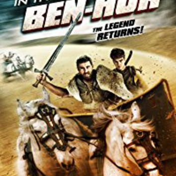 Amazon.com: In The Name Of Ben-Hur: Adrian Bouchet, Jonno Davies, Lucy Drive, Stephanie Beran: Amazon Digital Services LLC