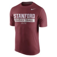 Nike College Practice (Stanford) Men's Basketball T-Shirt