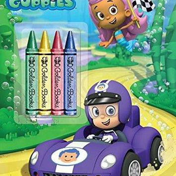 Bubble Guppies Great Crayon Race