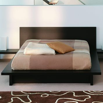 Sono Bed Queen Size + Mattress Support + 2 Night Stands 030017-SONONS2