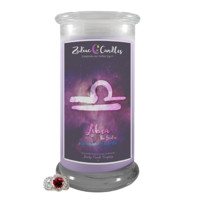 Libra | Zodiac Jewelry Candle