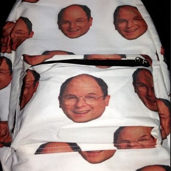 SWEET LORD O'MIGHTY! GEORGE COSTANZA BACKPACK