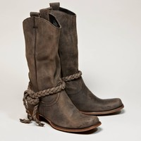 Bed Stu Saphire Braided Boot   American Eagle Outfitters