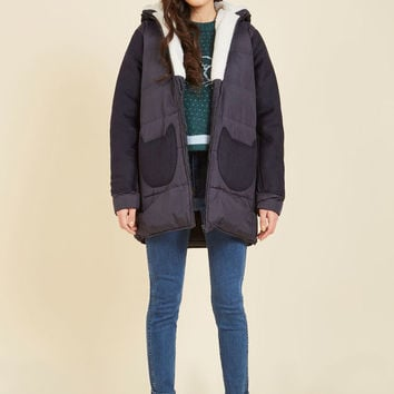 Perfected Puffiness Coat