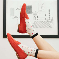 Anne Suede Loafer - Urban Outfitters