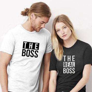 The Boss The Real Boss T-Shirts