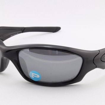 One-nice™ NEW Oakley Straight Jacket 12-935 Polarized Sports Surfing Surfing Sunglasses