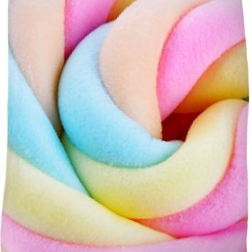 ROFB Cotton Colored Candy Fleece Blanket