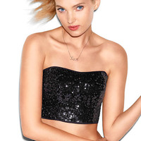 Super Bling Bustier - PINK - Victoria's Secret