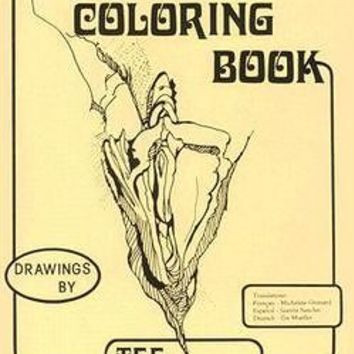 Cunt Coloring Book by Tee Corinne (Paperback): Booksamillion.com: Books
