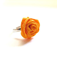 Flower Ring/ Tiny Ring