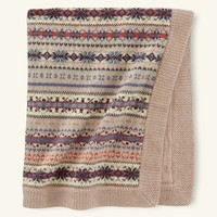 Fair Isle Blanket - Accessories   Layette Boy (Newborn–9M) - RalphLauren.com