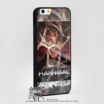 Hannibal Lecter Will Graham Mads Mikkelsen For Apple, Iphone, Ipod, Samsung Galaxy Case