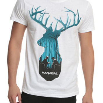 Hannibal Stag Fill T-Shirt