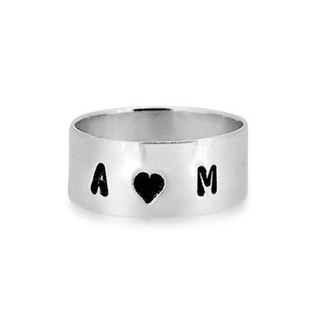 All Silver Ring