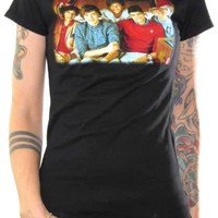 One Direction Girls T-Shirt - Van Group Photo