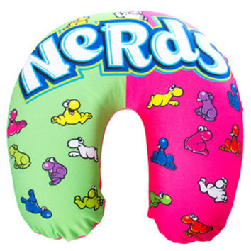 Nerds Candy Neck Pillow