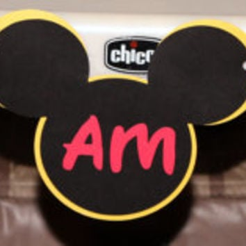 Mickey Mouse I am 2 Banner