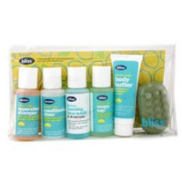 Lemon & Sage Sinkside Six Pack: Body Butter+soapy Sap+shampoo+conditioner+face Wash+soap--6pcs+1bag