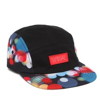 Visual by Van Styles Boke 5 Panel Camper Hat - Mens Backpack - Multi - One
