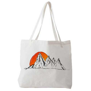 Mountain Escape - Tote Bag