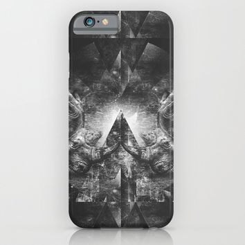 Rhino resistance iPhone & iPod Case by HappyMelvin