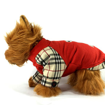 English Red Dog Shirt