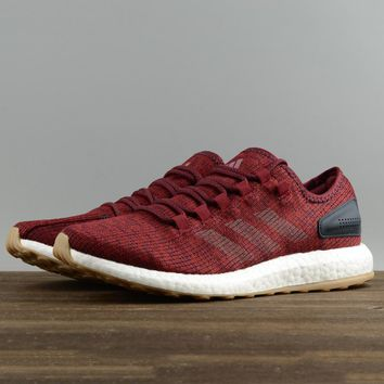 Adidas Pure Boost Men Fashion Edgy Sneakers Sport Shoes