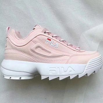 FILA tide brand fashion casual shoes F
