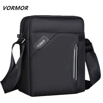 VORMOR Brand Waterproof Men's Messenger Bags