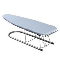 Household Essentials Replacement Cover for Tabletop Ironing Boards, Blue Silicone Coated