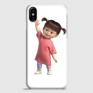 Disney Mickey Mouse Pluto And Minnie Mouse As Babies iPhone X Case