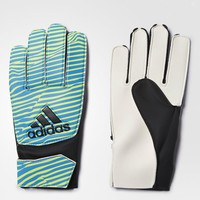 adidas X Training Goalkeeper Gloves - Blue | adidas US