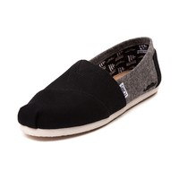 Womens TOMS Classic Slip-On Movember Casual Shoe