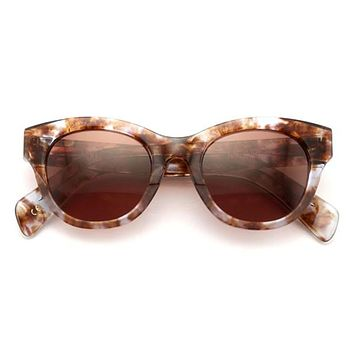 Wildfox - Monroe Coconut Sunglasses