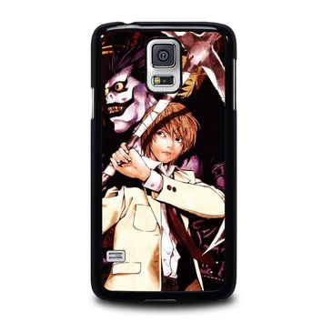DEATH NOTE RYUK AND LIGHT Samsung Galaxy S5 Case Cover