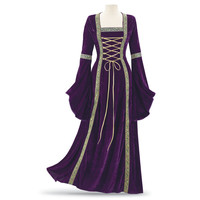 Renaissance Lady Gown Fantasy Costume