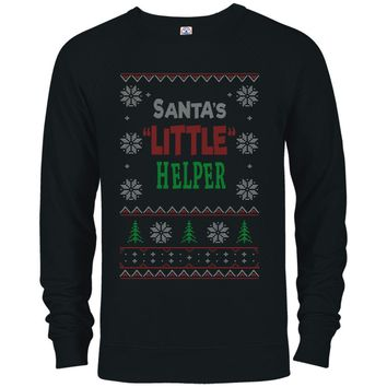 christmas ugly sweater elf hoodies sweaters - Ugly Christmas Sweater Elf