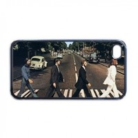 Beatles Apple iPhone 4/4s Case/Cover Verizon or AT&T Phone Great Gift Idea:Amazon:Cell Phones & Accessories