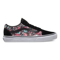 Vans Multi Floral Old Skool (black/true white)