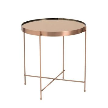 Valentine Side Table COPPER