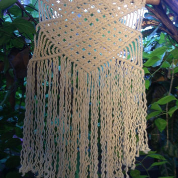 Macrame Wall Hanging, Macrame Art, Tapestry Wall Hanging, Bohemian House, Bohemian Decor - Mission Hammocks