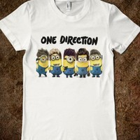 Despicable1D (Despicable Me + One Direction)