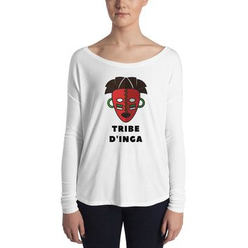 Tribe Ch'aku Ladies' Long Sleeve Tee