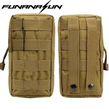 2pcs/lot Tactical Magzine Molle Pouch 600D Utility Vest Bag Ammo Waist Pouchor Outdoor Gadget Hunting Tool