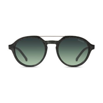 Komono - Harper Neutro Black Sunglasses /  Scratch Resistant Bio Lenses