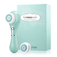 THE FACE SHOP Spin 4D Vibration Pore Brush/Auto Make-up Foundation[Stylebang]