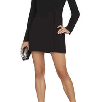 BCBG Waleska Double-Breasted Jacket Dress